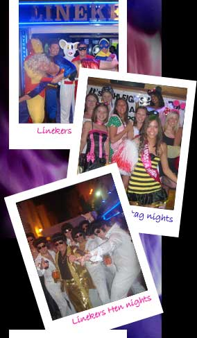 Hen Night Packages